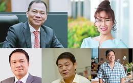 Forbes: Việt Nam chính thức có 5 tỷ phú, bộ đôi Hồ Hùng Anh - Nguyễn Đăng Quang góp mặt với tổng tài sản 3 tỷ USD