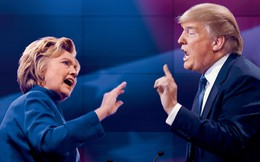 """Đăng đàn mỉa mai, ông Trump bị bà Clinton """"tung đòn"""" đáp trả"""