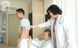 """Thấy đau lưng, đừng nên coi thường: Căn bệnh """"hiểm"""" này nếu can thiệp muộn sau 24 giờ có thể bị tàn phế suốt đời"""