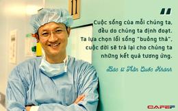Bác sĩ bệnh viện Việt Đức tiết lộ 8 điều ai cũng có thể làm để cứu mình khỏi tử thần: Con số bệnh nhân ung thư đáng giật mình, các anh chị ạ!
