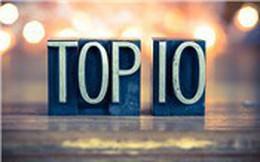 10 cổ phiếu tăng/giảm mạnh nhất tuần: VIM và VNX tăng trên 90%, VHG tiếp tục gây chú ý