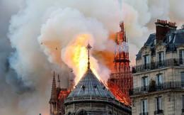 Tỷ phú người Pháp sẽ quyên góp 100 triệu euro để hỗ trợ xây dựng lại Nhà thờ Đức Bà sau vụ cháy dữ dội