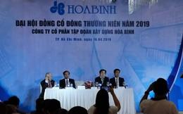 ĐHCĐ Hòa Bình -HBC: Chủ tịch TTC Land Đặng Hồng Anh ứng cử vào HĐQT, bán 25 triệu cổ phiếu cho Hyundai Elevator