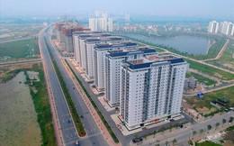 Toàn cảnh tuyến đường nối vào KĐT Mường Thanh Thanh Hà sắp hoàn thành