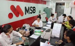 MSB lên kế hoạch lãi gần 1.439 tỷ đồng trong năm nay