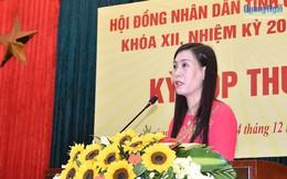 Quảng Ngãi có nữ tân Phó Bí thư Tỉnh ủy