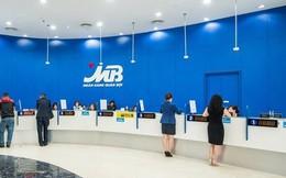 Quỹ JPMorgan sang tay hơn 7 triệu cổ phiếu MBB