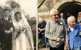 """Chuyện tình 75 năm của đôi vợ chồng """"bách niên giai lão"""" khiến nhiều người suy ngẫm, hóa ra bí quyết hôn nhân viên mãn lại đơn giản đến thế"""