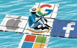 """[Infographic] 5 """"ông lớn"""" ngành công nghệ kiếm hàng tỷ USD từ đâu?"""