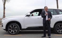 Sau khi đưa điện thoại sang Tây Ban Nha, Vingroup sẽ bán xe VinFast tại Nga?