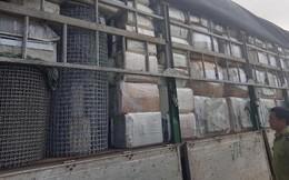 Thu giữ hàng trăm máy hút ẩm, máy giặt nhập lậu trái phép