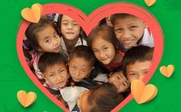 Chỉ cần một hành động nhỏ, bạn đã chung tay giúp trẻ em nghèo tại Tây Bắc có một bữa ăn ấm nóng, đủ dinh dưỡng