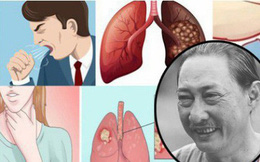 Chỉ sau 1 năm chống chọi với ung thư phổi, nghệ sĩ Lê Bình qua đời: Đừng bỏ qua các dấu hiệu cảnh báo bệnh sớm