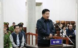 """Hoãn phiên phúc thẩm xử hai cựu Thứ trưởng Bộ Công an và Vũ """"nhôm"""""""