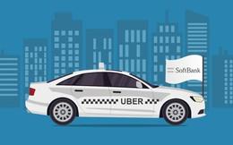 SoftBank mất 9 tỷ USD sau thương vụ IPO thất bại của Uber