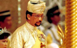 """Quốc vương Brunei giàu có và """"chịu chơi"""" cỡ nào?"""