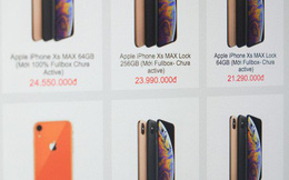 Sau vụ Nhật Cường, cửa hàng điện thoại tại Việt Nam nháo nhác gỡ hàng xách tay khỏi website