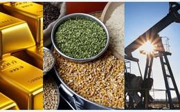 Thị trường ngày 29/10: Giá dầu giảm sau 4 phiên tăng liên tiếp, vàng tuột mốc 1.500 USD, palađi lập kỷ lục mới 1.800 USD/ounce