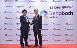 Bắt tay cùng người chuyên đập tan ảo tưởng của startup, Shark Thuỷ đưa Rehoboth về Việt Nam