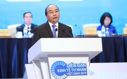 10 từ dành cho kinh tế tư nhân của Thủ tướng Nguyễn Xuân Phúc