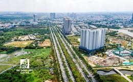 Tuyến đại lộ lớn nhất khu Đông TPHCM hứa hẹn sẽ có đợt bùng nổ nguồn cung căn hộ mới những tháng cuối năm