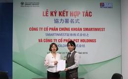 """Chứng khoán Smart Invest """"bắt tay"""" PGT Holdings, tìm kiếm nhà đầu tư Nhật Bản vào thị trường Việt Nam"""
