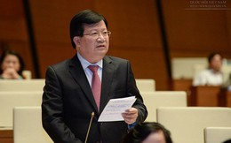 Phó Thủ tướng Trịnh Đình Dũng: Bức xúc nhất hiện nay là điều chỉnh quy hoạch tùy tiện, chạy theo nhà đầu tư!
