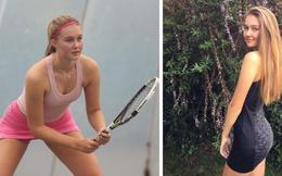 Lộ diện nữ hoàng mới của làng quần vợt: Đáng yêu đến rụng tim, cao tới 1m85 nhưng tuổi của cô bé mới là điều ngỡ ngàng nhất