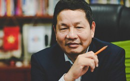 """Chủ tịch FPT Trương Gia Bình: """"Đường sắt Bắc Nam, Cảng hàng không Long Thành nếu giao cho tư nhân thì không mất 30 năm mà chỉ dưới 10 năm!"""""""
