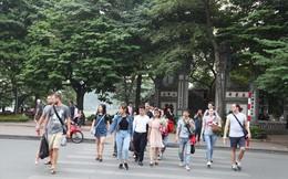 5 ngày lễ, Hà Nội thu 754 tỉ đồng từ khách du lịch
