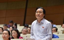 Bộ trưởng Phùng Xuân Nhạ nhận trách nhiệm, thừa nhận phần mềm chấm thi trắc nghiệm có lỗ hổng