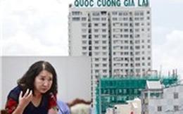 Quốc Cường Gia Lai trả 228 tỷ đồng cho gia đình Chủ tịch Nguyễn Thị Như Loan trong quý I