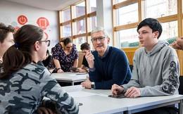 CEO Tim Cook: Tôi nghĩ mọi đứa trẻ trên thế giới đều cần học kỹ năng này!