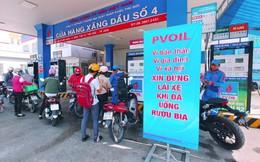PVOIL kiến nghị không bán xăng dầu cho người đang tham gia giao thông đã uống rượu bia