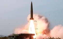 """Triều Tiên phóng """"vũ khí bí ẩn"""" khi đặc phái viên Mỹ tới Hàn Quốc"""