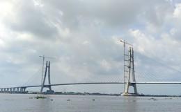 Ngày 19/5, thông xe cầu 5.700 tỷ đồng nối Cần Thơ với Đồng Tháp