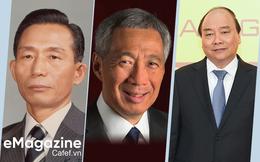 """Những lãnh đạo châu Á đánh dấu hành trình cải cách công nghệ, khát vọng đưa quốc gia """"hóa hổ, hóa rồng"""""""
