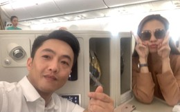 Trước thềm đám cưới, Cường Đô La và Đàm Thu Trang gây chú ý cùng dàn siêu xe bạc tỷ