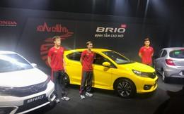 Honda Brio chính thức ra mắt giá chỉ từ 418 triệu đồng, phân khúc xe cỡ nhỏ giá mềm ngày càng sôi động