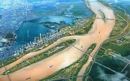 Hà Nội chuẩn bị trình quy hoạch 2 bên bờ sông Hồng