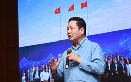 Chủ tịch FPT Trương Gia Bình: Chúng ta có một thị trường công nghệ không giới hạn toàn cầu, vấn đề là phải vượt lên bản thân như thế nào?