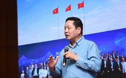 Ông Trương Gia Bình: Doanh số xuất khẩu phần mềm FPT đã đạt nửa tỷ đô, nhưng chúng tôi vẫn thiếu một mảnh ghép