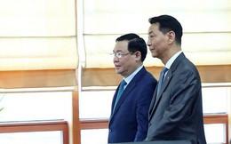 Hiệp hội Tài chính Hàn Quốc: Chúng tôi muốn giúp các bạn tiếp tục đà tăng trưởng cao hơn nữa!