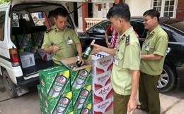 Tạm giữ 1.344 sản phẩm thực phẩm nhập lậu từ Trung Quốc