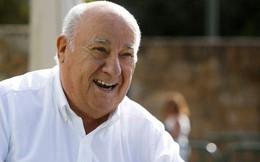"""Amancio Ortega - """"ông trùm"""" đứng đằng sau những thương hiệu thời trang đình đám: giàu có, giản dị và kín tiếng"""