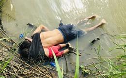 Bức ảnh chấn động về cái chết của hai cha con người di cư phơi bày sự tuyệt vọng tới cùng cực