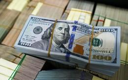 USD ngân hàng bật tăng mạnh