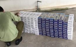 Tăng cường kiểm tra, xử lý các vụ buôn lậu thuốc lá