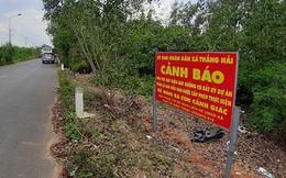 """Sau khi phát hiện địa ốc Alibaba bán dự án """"ma"""", Bình Thuận cắm biển cảnh báo người dân cảnh giác"""