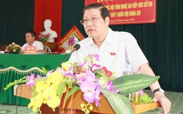 Trưởng Ban Nội chính Trung ương Phan Đình Trạc: Lò vẫn cháy, củi tươi cũng cháy, củi ướt cũng cháy